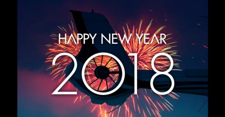 Happy New Year 2018 by ADSoftware